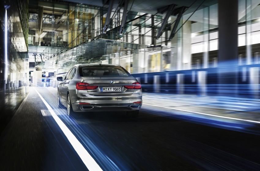 G11/G12 BMW 7 Series officially unveiled – full details Image #349102