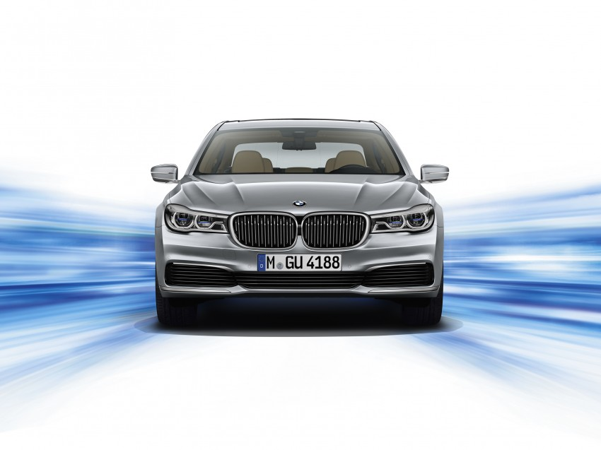 G11/G12 BMW 7 Series officially unveiled – full details Image #349106