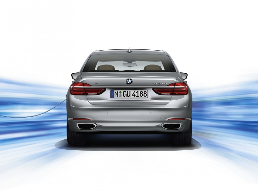 G11/G12 BMW 7 Series officially unveiled – full details Image #349107