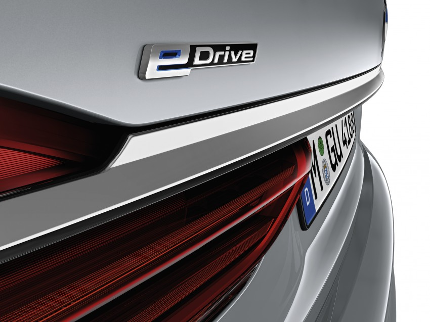 G11/G12 BMW 7 Series officially unveiled – full details Image #349108