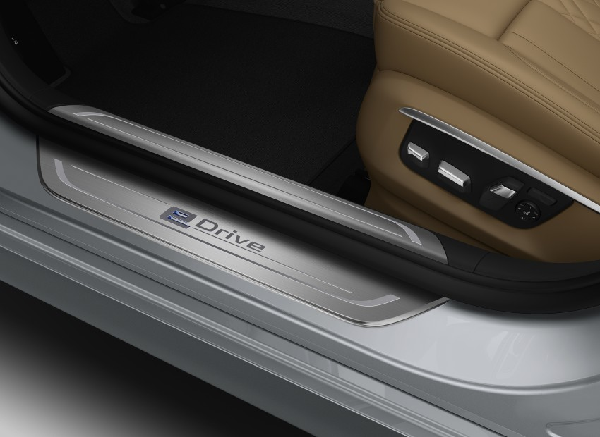 G11/G12 BMW 7 Series officially unveiled – full details Image #349109