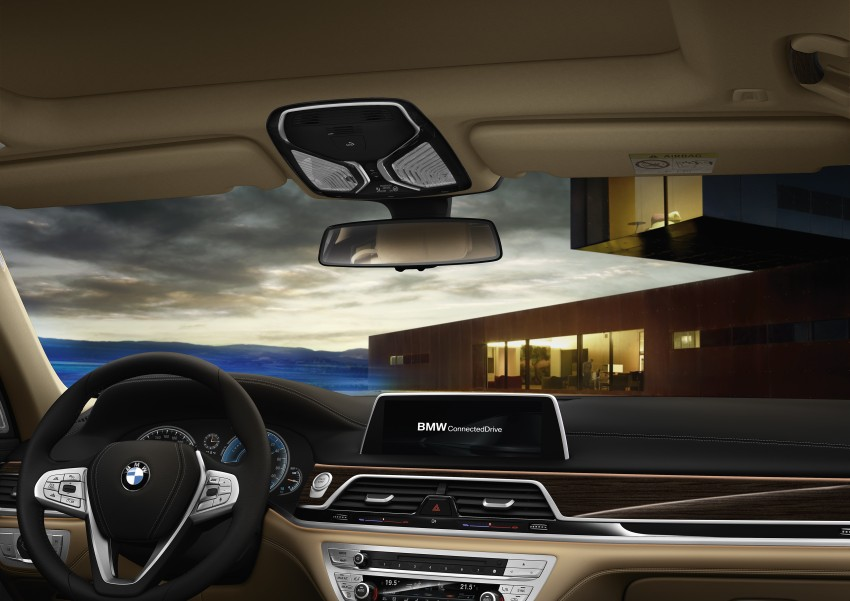 G11/G12 BMW 7 Series officially unveiled – full details Image #349103