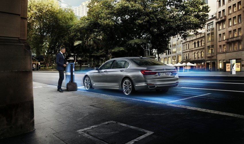 G11/G12 BMW 7 Series officially unveiled – full details Image #349104