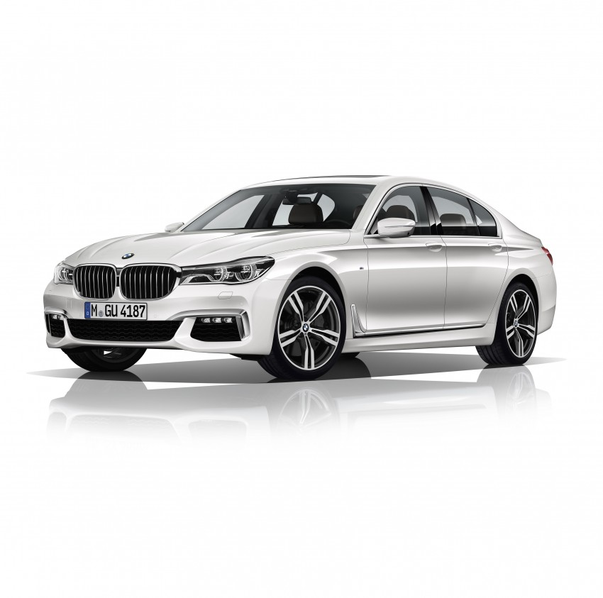 G11/G12 BMW 7 Series officially unveiled – full details Image #349111