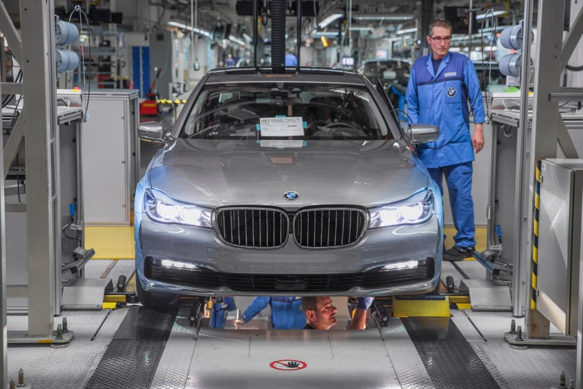G11/G12 BMW 7 Series officially unveiled – full details Image #349094