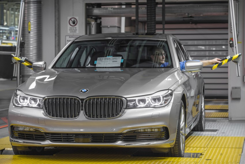 G11/G12 BMW 7 Series officially unveiled – full details Image #349095