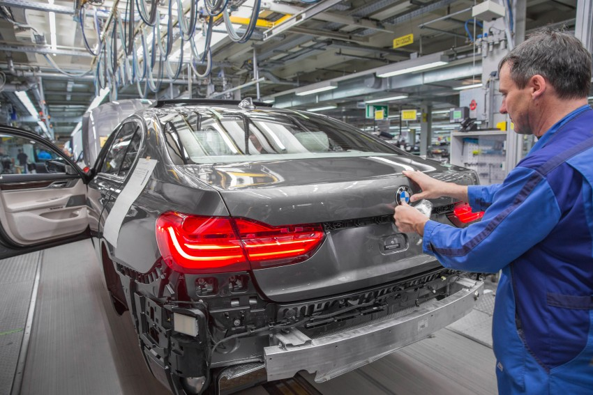 G11/G12 BMW 7 Series officially unveiled – full details Image #349097