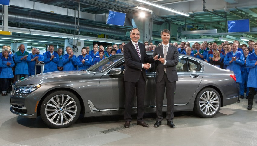 G11/G12 BMW 7 Series officially unveiled – full details Image #349081