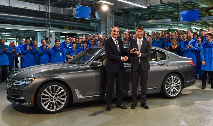 G11/G12 BMW 7 Series officially unveiled – full details Image #349082