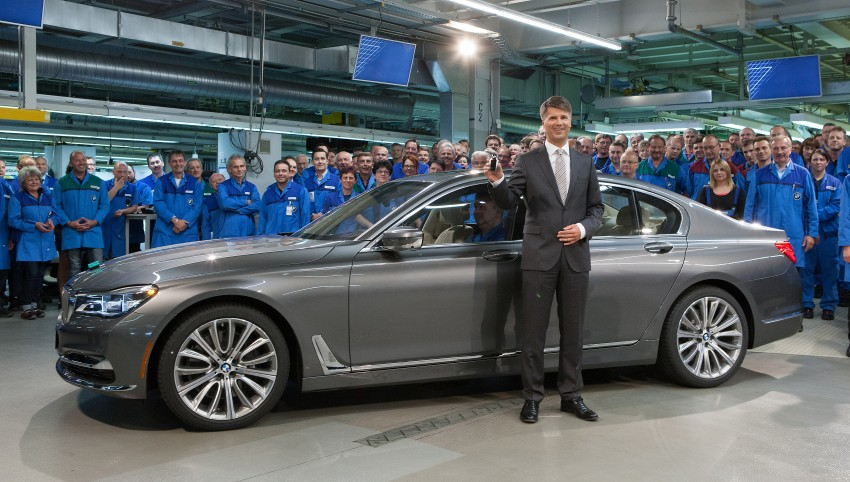 G11/G12 BMW 7 Series officially unveiled – full details Image #349080
