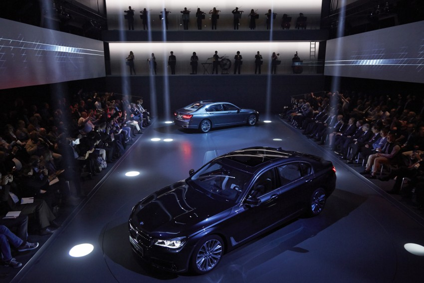 G11/G12 BMW 7 Series officially unveiled – full details Image #349573