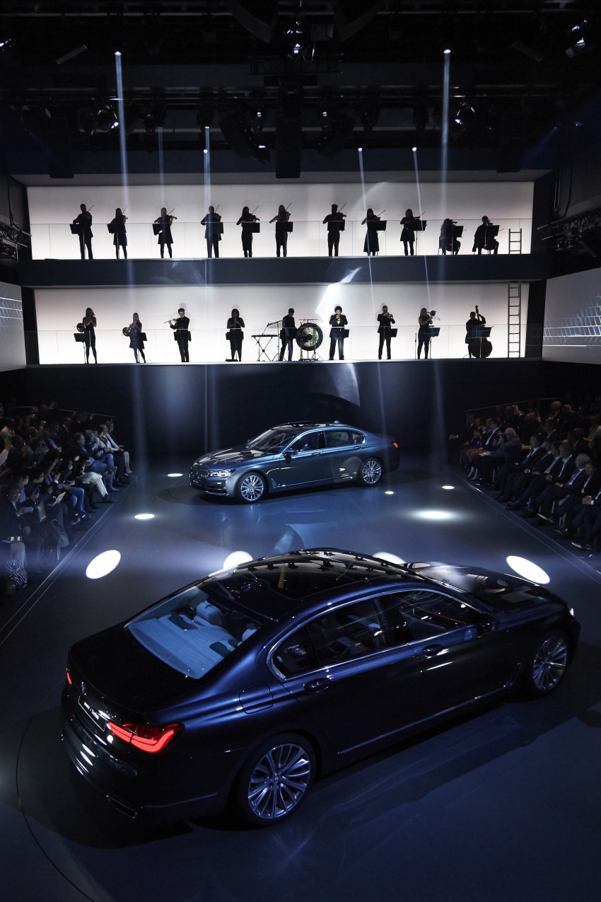 G11/G12 BMW 7 Series officially unveiled – full details Image #349567