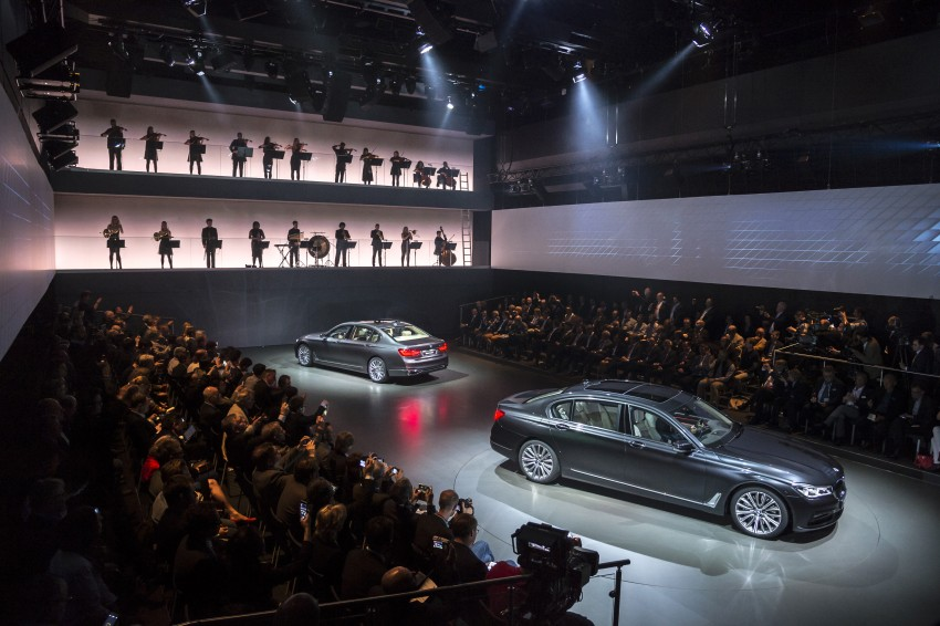 G11/G12 BMW 7 Series officially unveiled – full details Image #349570