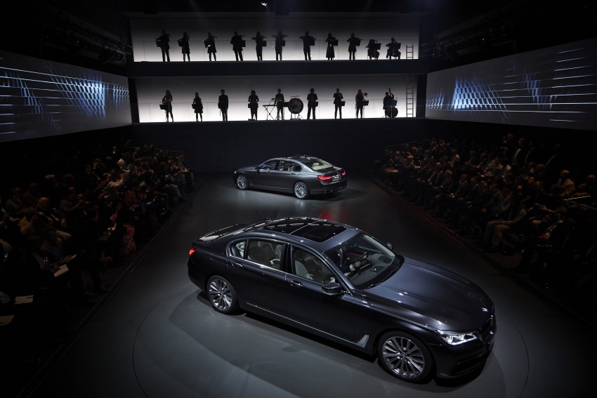 G11/G12 BMW 7 Series officially unveiled – full details Image #349566