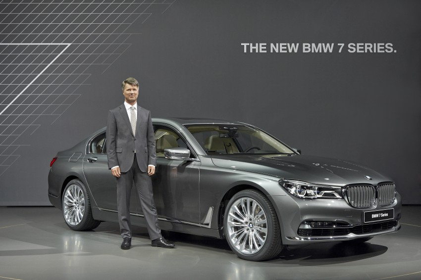 G11/G12 BMW 7 Series officially unveiled – full details Image #349569