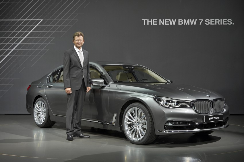 G11/G12 BMW 7 Series officially unveiled – full details Image #349568