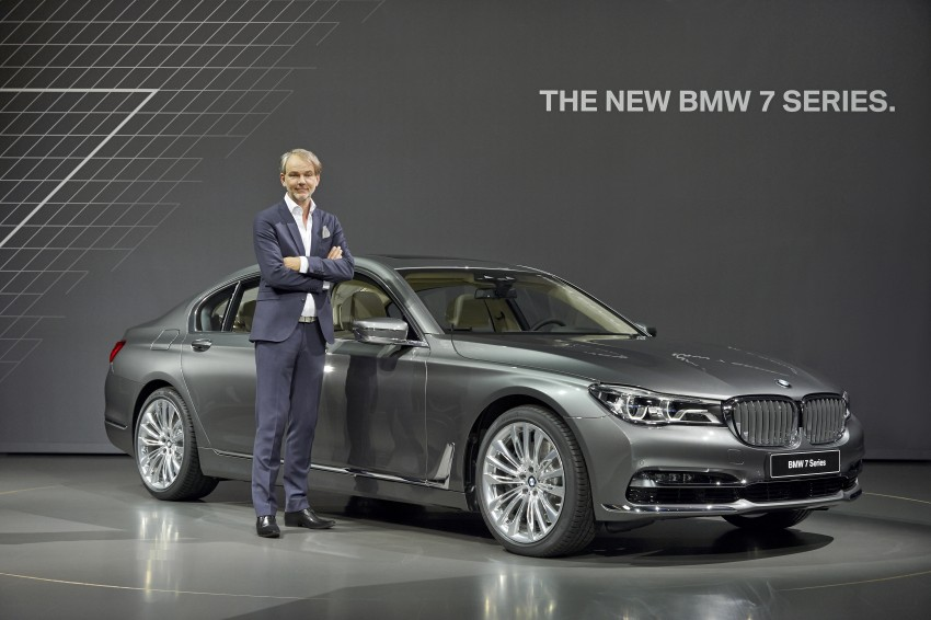 G11/G12 BMW 7 Series officially unveiled – full details Image #349571