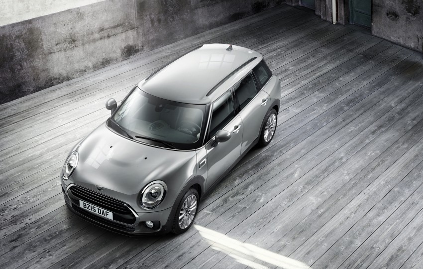 F54 MINI Clubman – second-gen debuts in Berlin Image #353920
