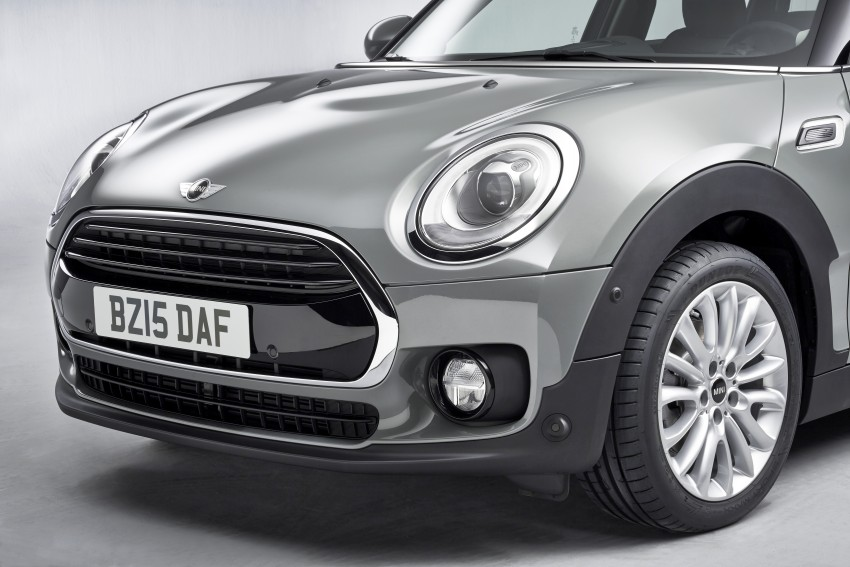 F54 MINI Clubman – second-gen debuts in Berlin Image #353934