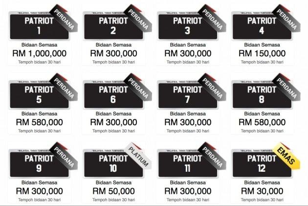 Patriot-VIP-No-Plates