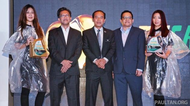 Petronas LubeCare launch