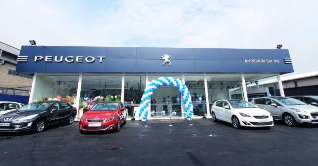 Peugeot-Kajang