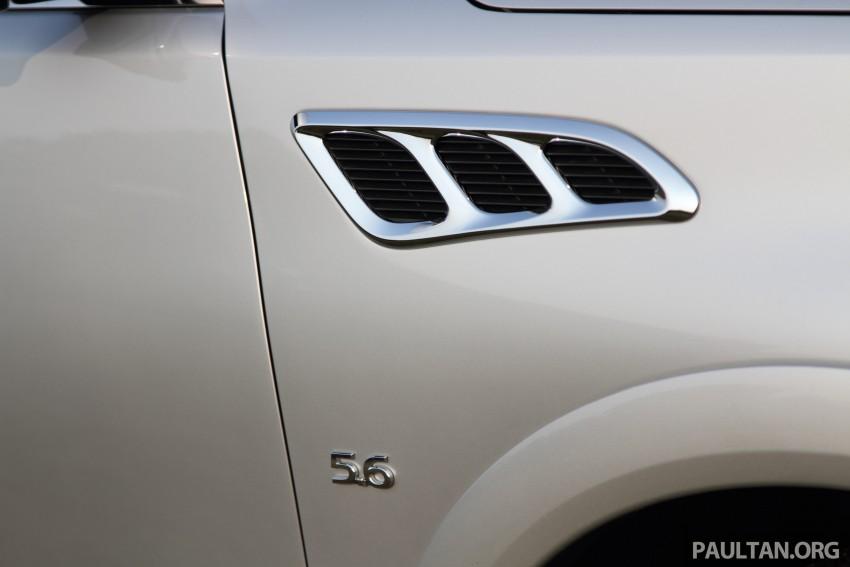 DRIVEN: Infiniti QX80 SUV – an American in Malaysia Image #351141