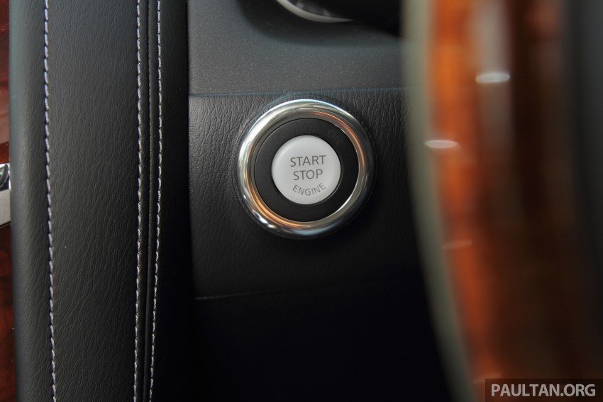 DRIVEN: Infiniti QX80 SUV – an American in Malaysia Image #351107