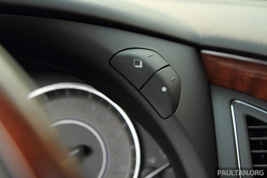 DRIVEN: Infiniti QX80 SUV – an American in Malaysia Image #351104