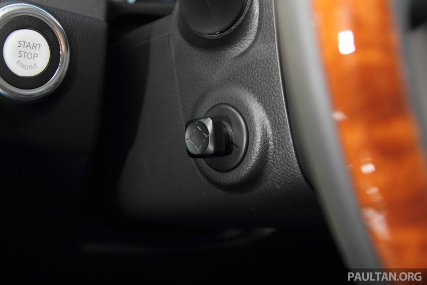 DRIVEN: Infiniti QX80 SUV – an American in Malaysia Image #351098