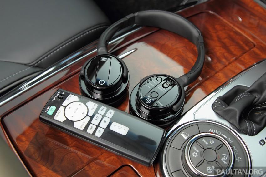 DRIVEN: Infiniti QX80 SUV – an American in Malaysia Image #351095