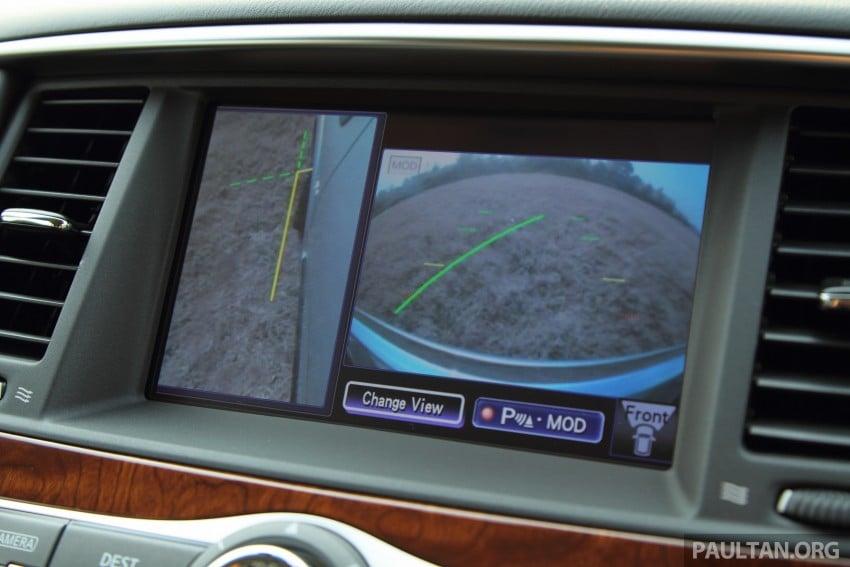 DRIVEN: Infiniti QX80 SUV – an American in Malaysia Image #351089