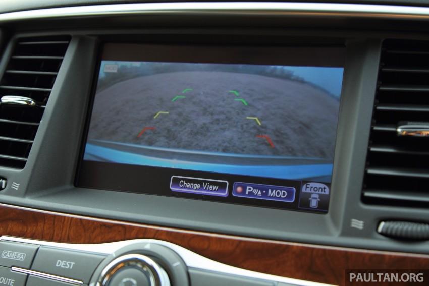 DRIVEN: Infiniti QX80 SUV – an American in Malaysia Image #351090