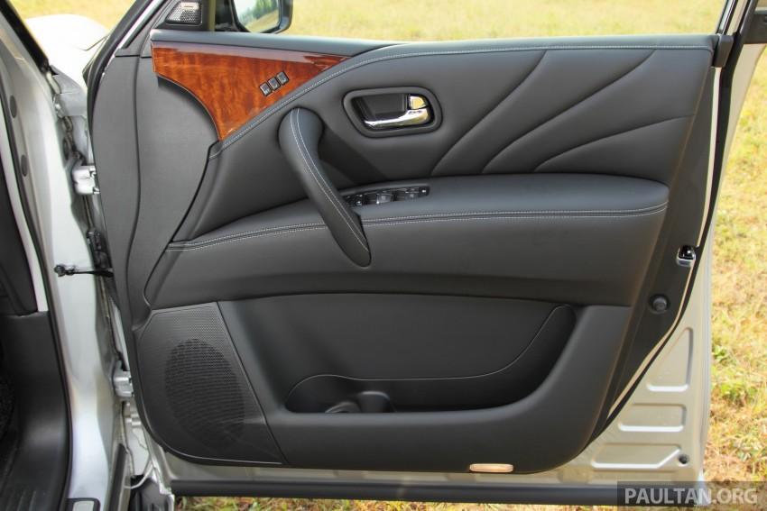 DRIVEN: Infiniti QX80 SUV – an American in Malaysia Image #351088