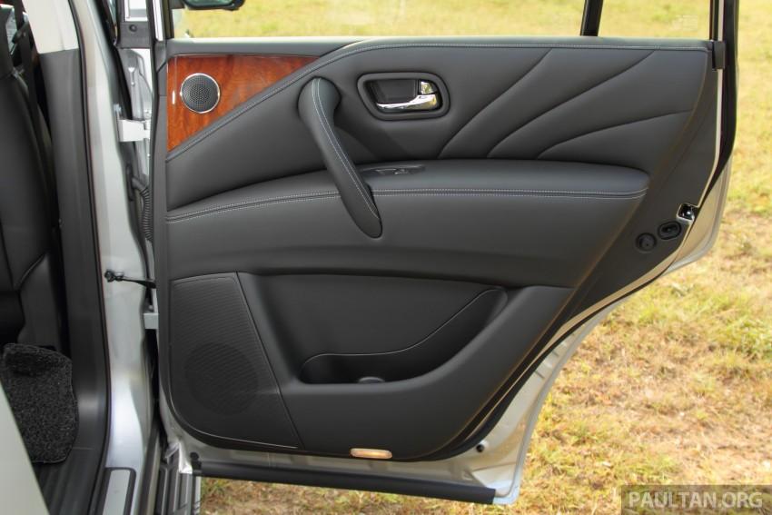DRIVEN: Infiniti QX80 SUV – an American in Malaysia Image #351082