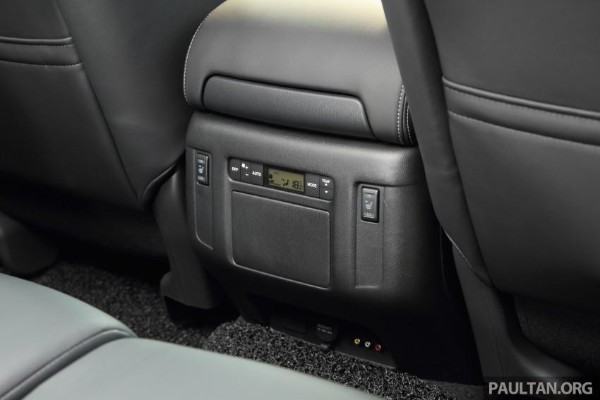 DRIVEN: Infiniti QX80 SUV – an American in Malaysia Image #351080