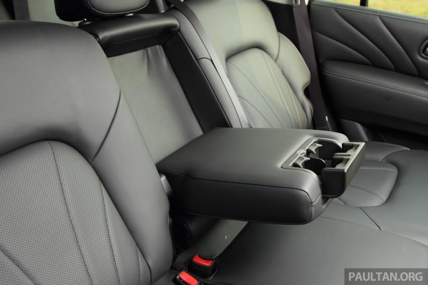 DRIVEN: Infiniti QX80 SUV – an American in Malaysia Image #351077