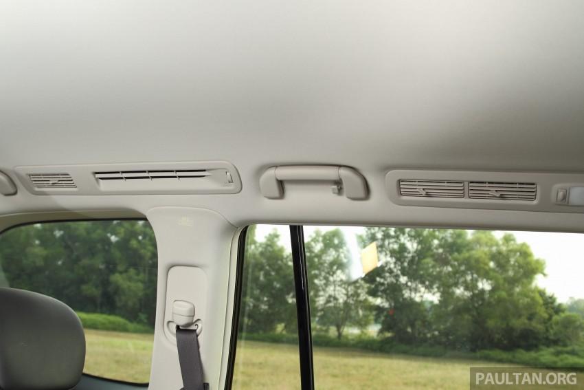 DRIVEN: Infiniti QX80 SUV – an American in Malaysia Image #351075