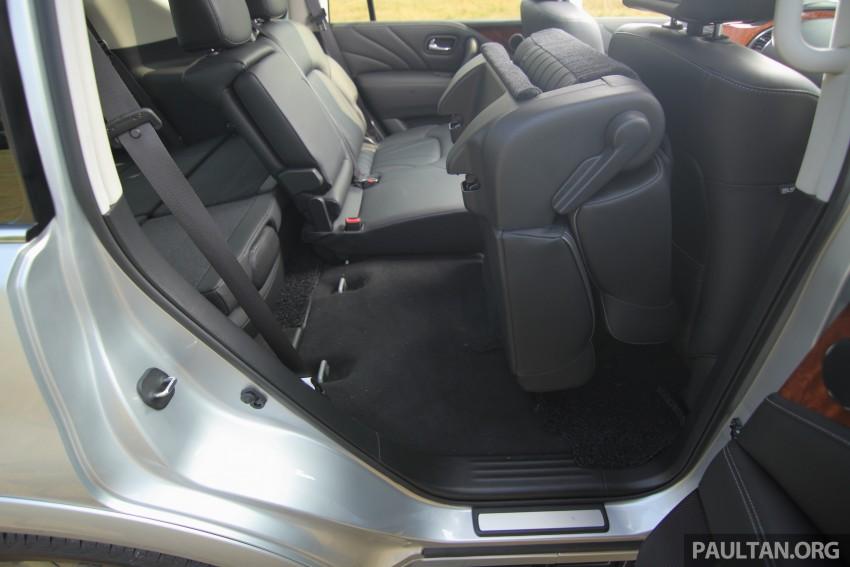DRIVEN: Infiniti QX80 SUV – an American in Malaysia Image #351071