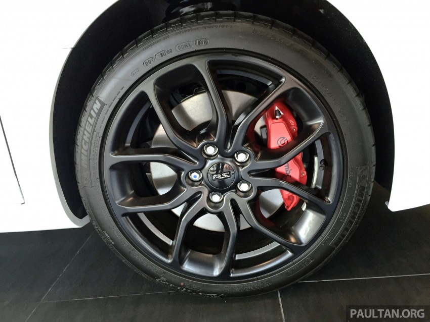 Renault Megane RS 265 Cup on sale in M'sia, RM235k Image #353346