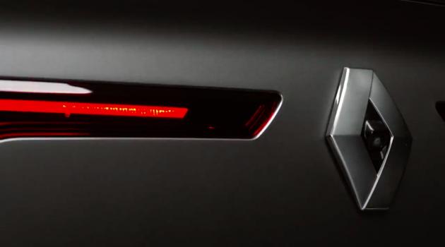 Renault Talisman teaser 02