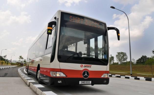 SMRT-Bus-Singapore