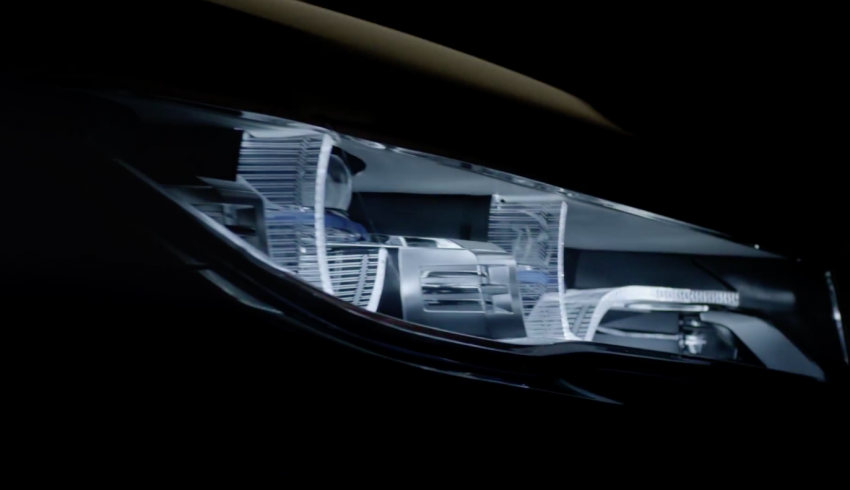 G11 BMW 7 Series teased – to be unveiled June 10 Image #345637