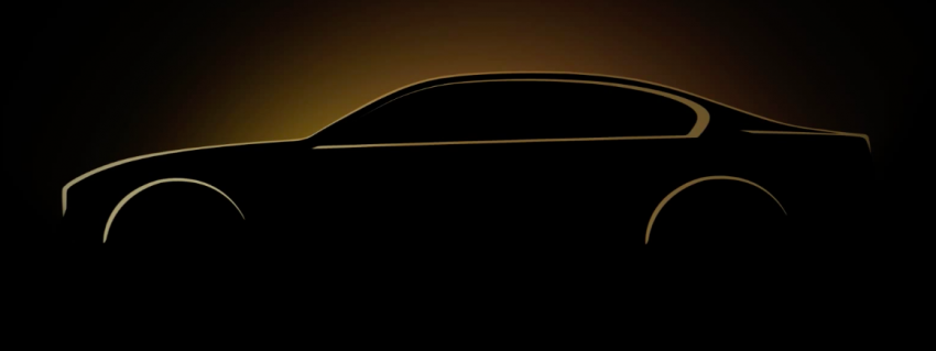 G11 BMW 7 Series teased – to be unveiled June 10 Image #345627