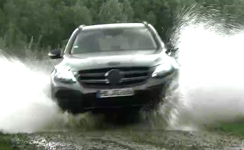 VIDEO: Mercedes-Benz GLC teased, debuts tomorrow Image #350901