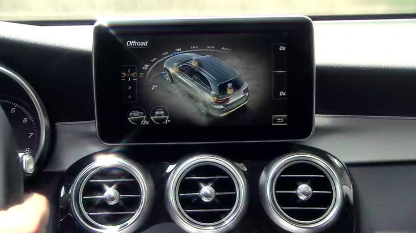 VIDEO: Mercedes-Benz GLC teased, debuts tomorrow Image #350897