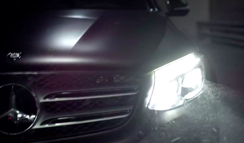 VIDEO: Mercedes-Benz GLC teased, debuts tomorrow Image #350890
