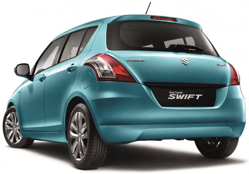 Suzuki Swift facelift: specs, est pricing out, RM59k-73k Image #351166