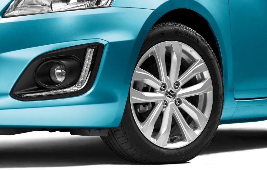 Suzuki Swift facelift: specs, est pricing out, RM59k-73k Image #351170