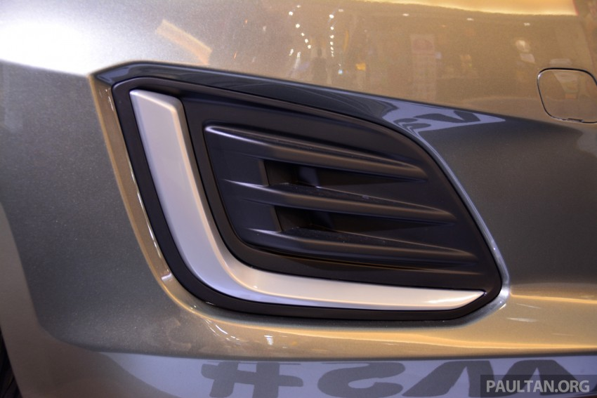 Suzuki Swift facelift officially previewed in Malaysia Image #354326